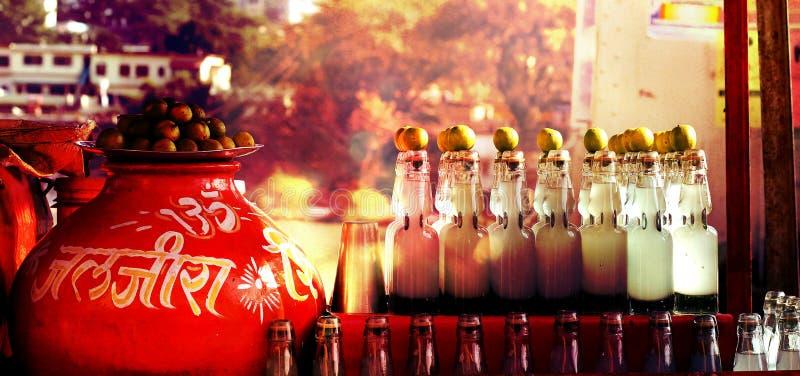 Bottled Drinks In Arabic Restaurant Free Public Domain Cc0 Image