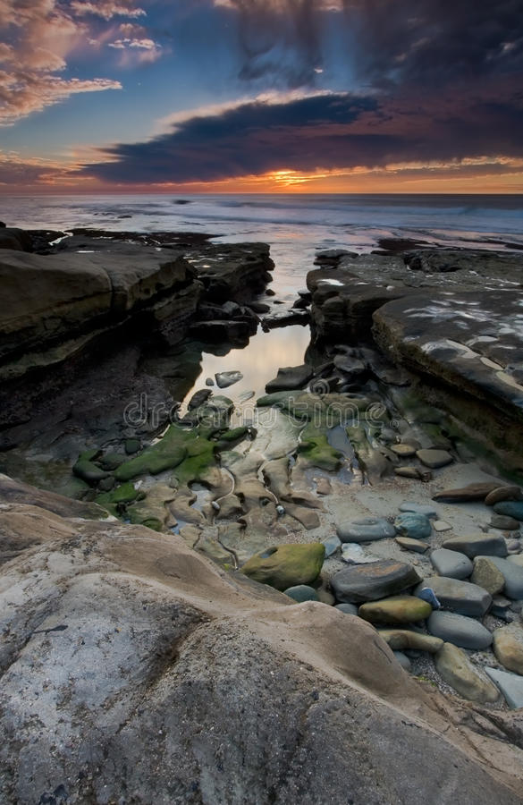 Download Bottleneck stock image. Image of coast, tide, cove, crush - 28474411