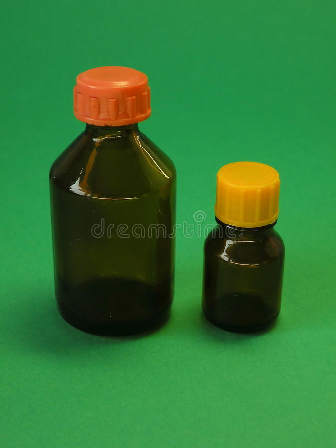 Download Bottles stock photo. Image of isolated, green, healtcare - 13115152