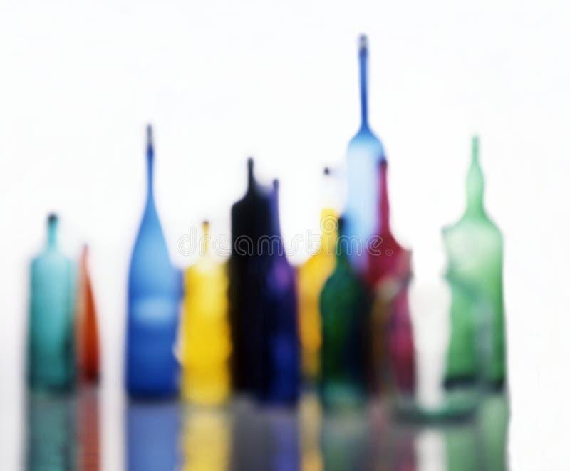 Download Bottles stock photo. Image of crystal, back, drink, blurred - 19384134