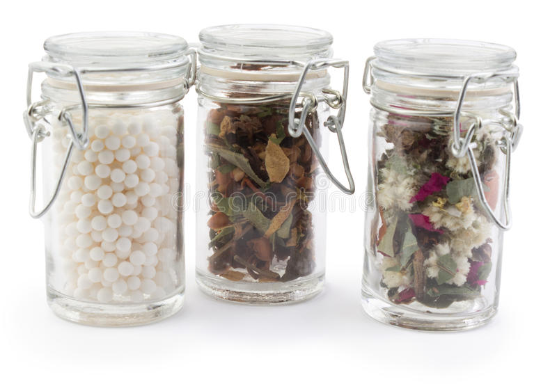 Download Bottles Of Alternative Medicine Stock Image - Image: 28925173