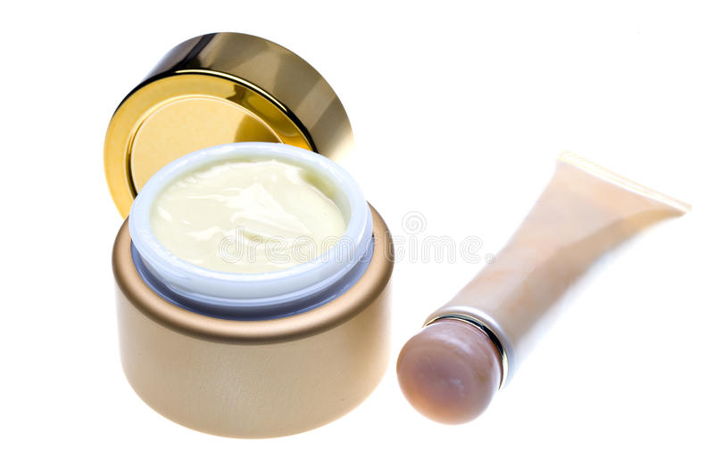 Download Bottles for cosmetics stock image. Image of still, plastic - 14224707