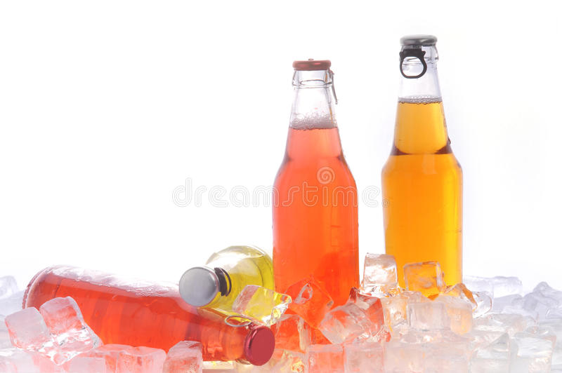 Download Bottles with drink stock image. Image of objects, brewery - 11724575