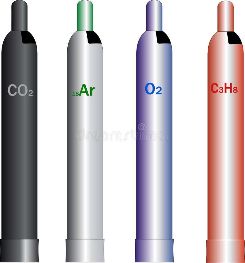 Download Bottles stock photo. Image of carbon, argon, propane - 31573024