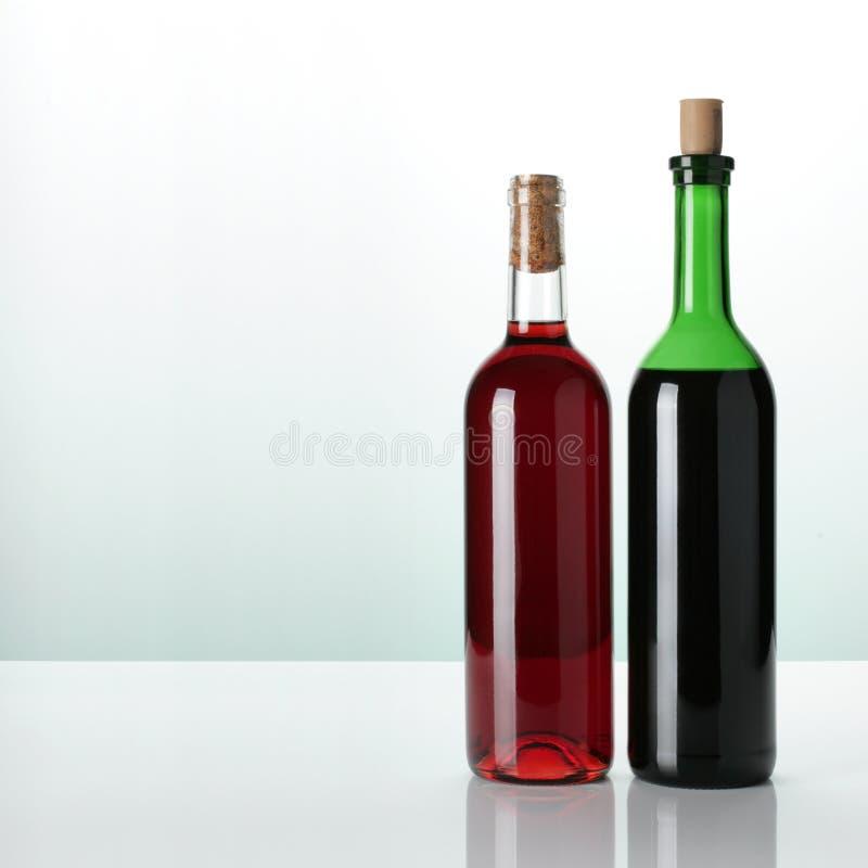 Free Bottles Of Wine Stock Image - 4819581