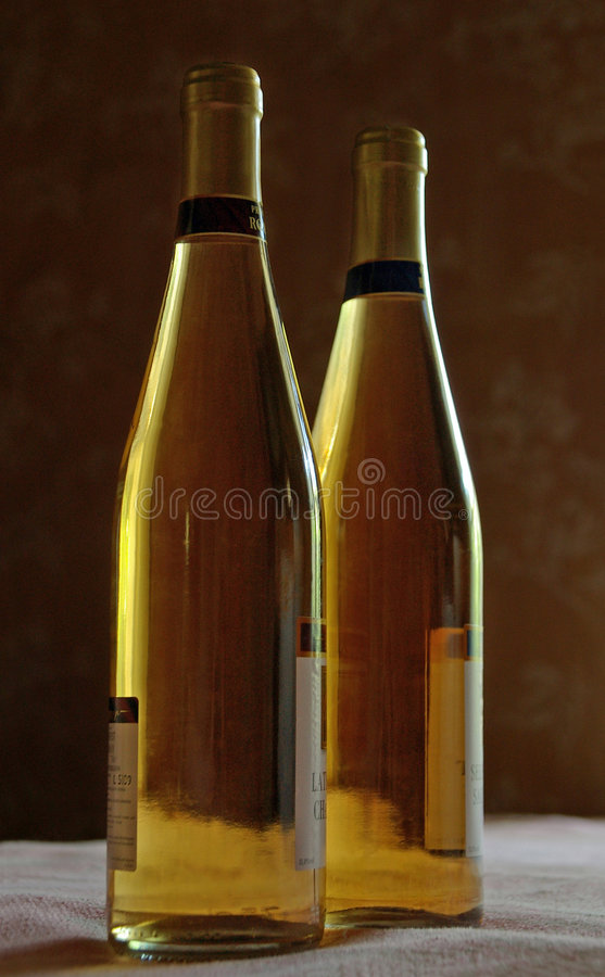 Download Bottles of wine stock image. Image of grape, drink, white - 195249