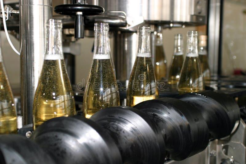 Bottling stock photo