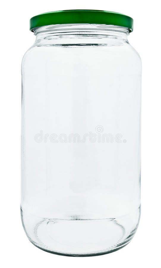 Bottling jar to preserve stock photos
