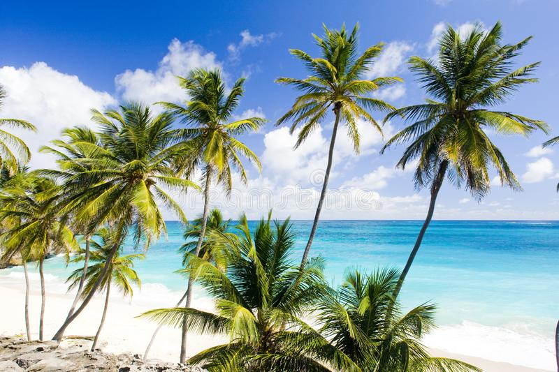 Bottom Bay, Barbados, Caribbean. Outdoor, outdoors, outside, exterior, exteriors, america, central, greater, antilles, lesser, west, indies, windward, islands stock photos