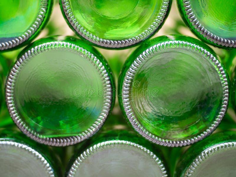 bottle bottom empty of an