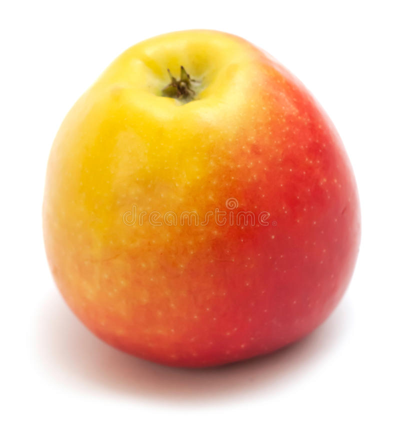Free Bottom Of An Apple Stock Image - 16935161