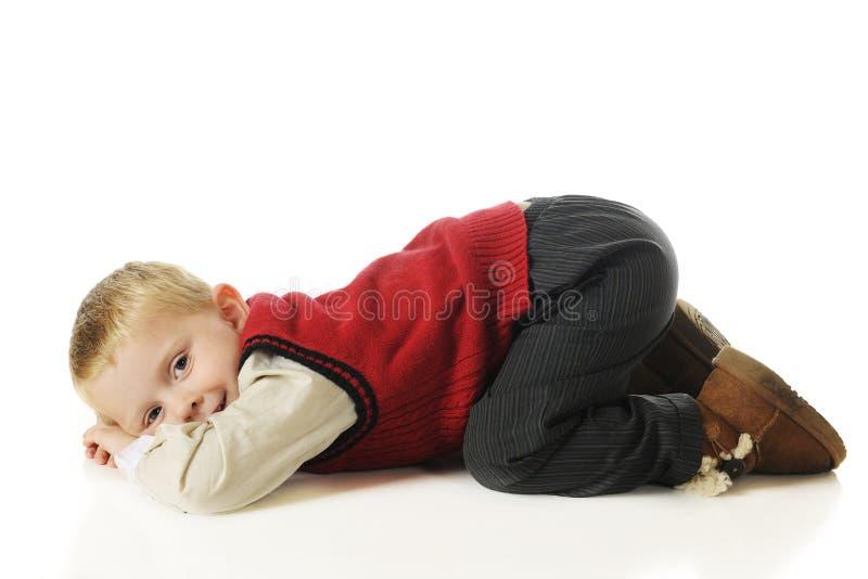 Download Bottoms Up stock photo. Image of child, sweater, slacks - 27827280