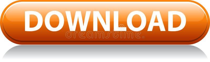 Bottone dell'arancia di download royalty illustrazione gratis