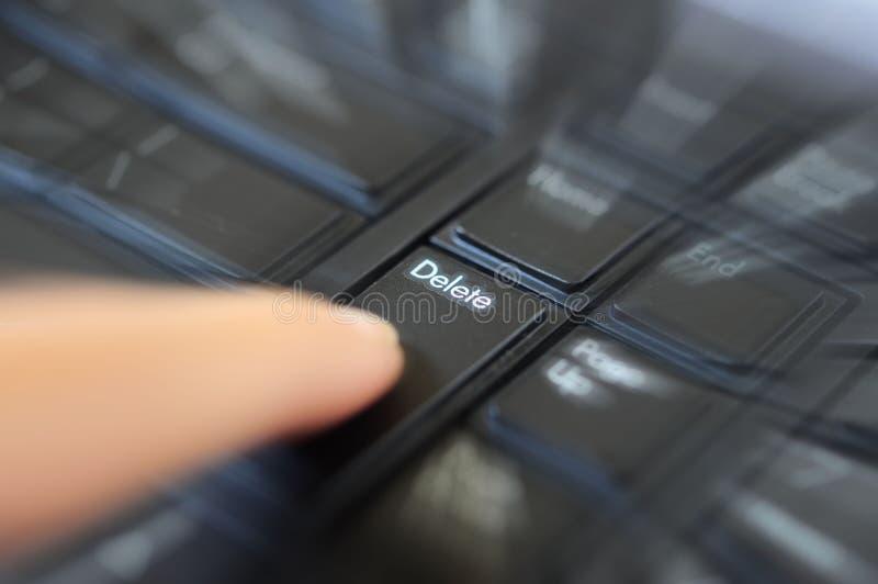Bottone della tastiera fotografia stock libera da diritti