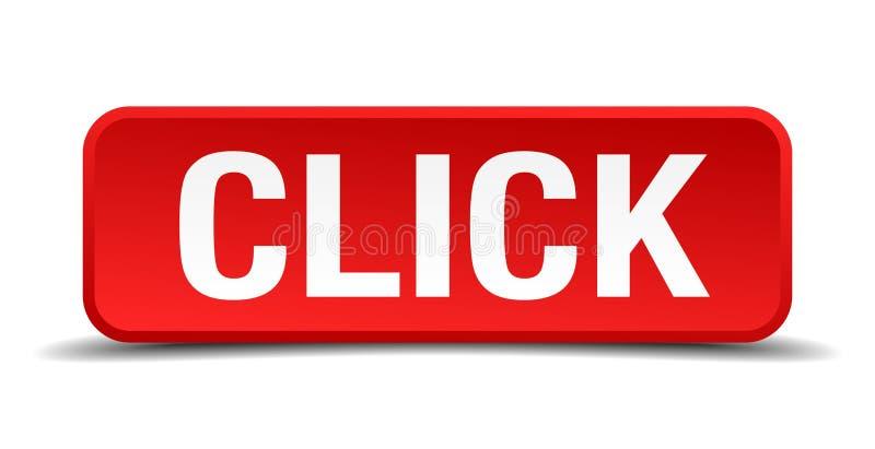 Bottone di clic royalty illustrazione gratis