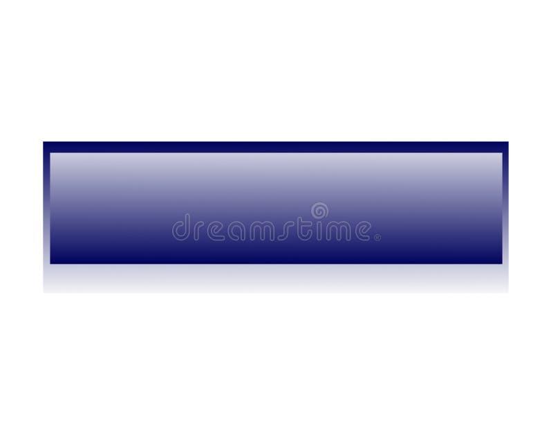 Bottone di colore per il web royalty illustrazione gratis