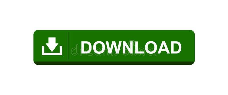 Bottone di download royalty illustrazione gratis