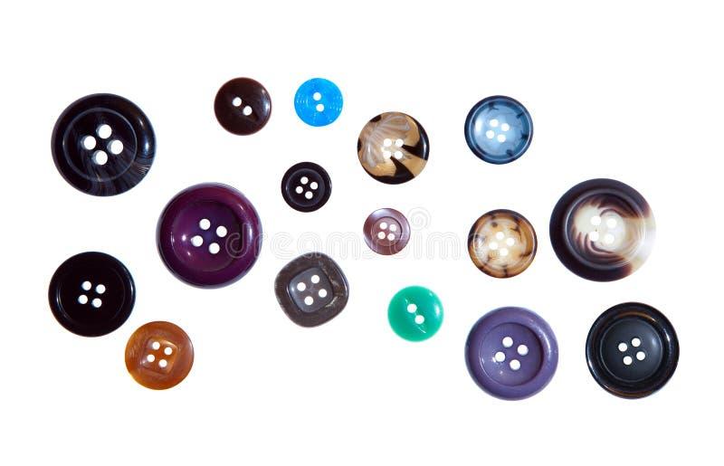Download Bottoni di cucito immagine stock. Immagine di assorted - 30829713