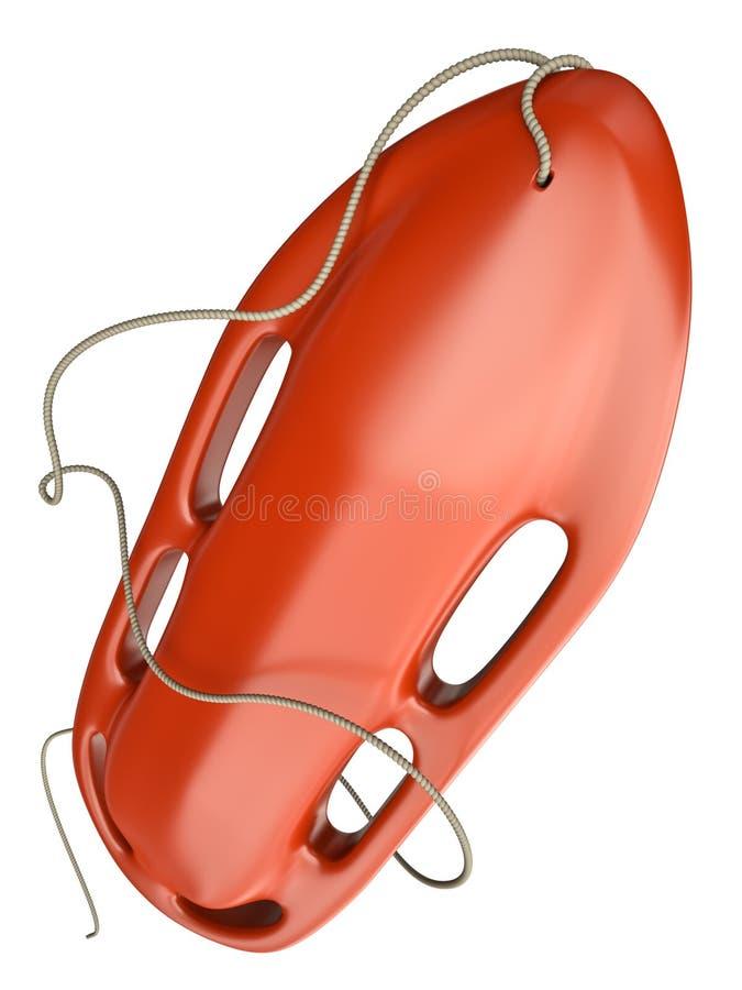 Bouée de sauvetage illustration de vecteur