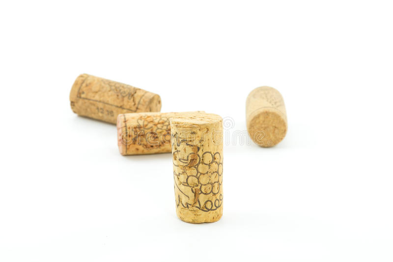Bouchon de vin photographie stock