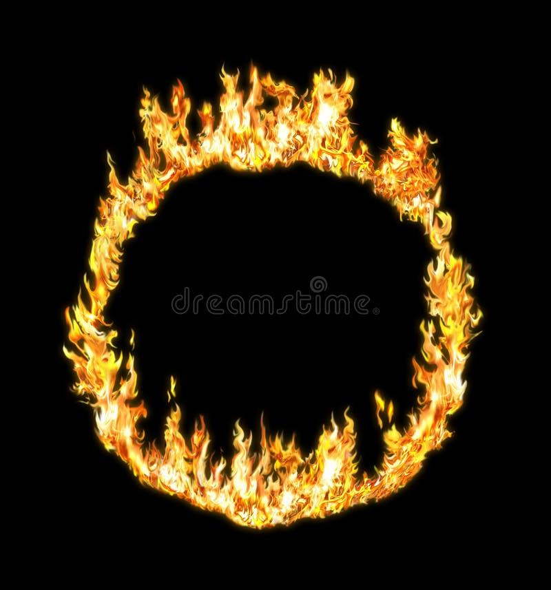Boucle d'incendie illustration libre de droits