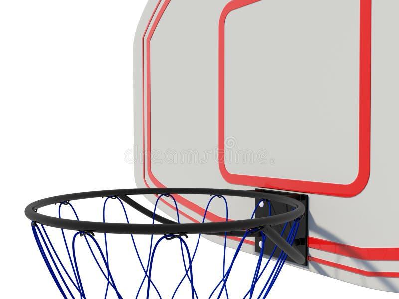 Boucle De Basket-ball Photos libres de droits