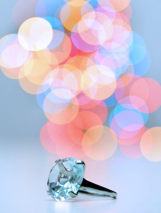 Boucle de diamant images stock