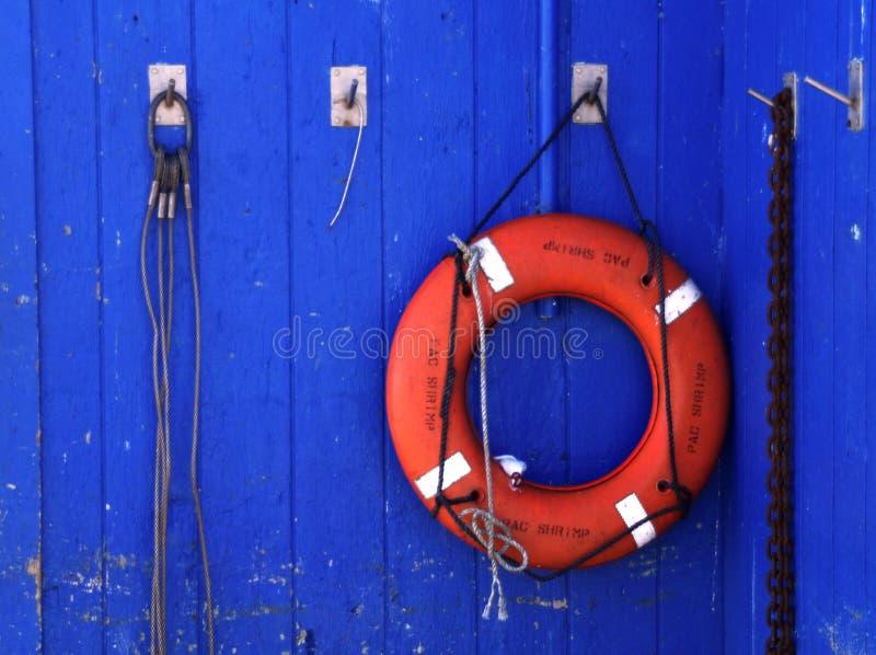 Boucle de la durée du pêcheur images libres de droits
