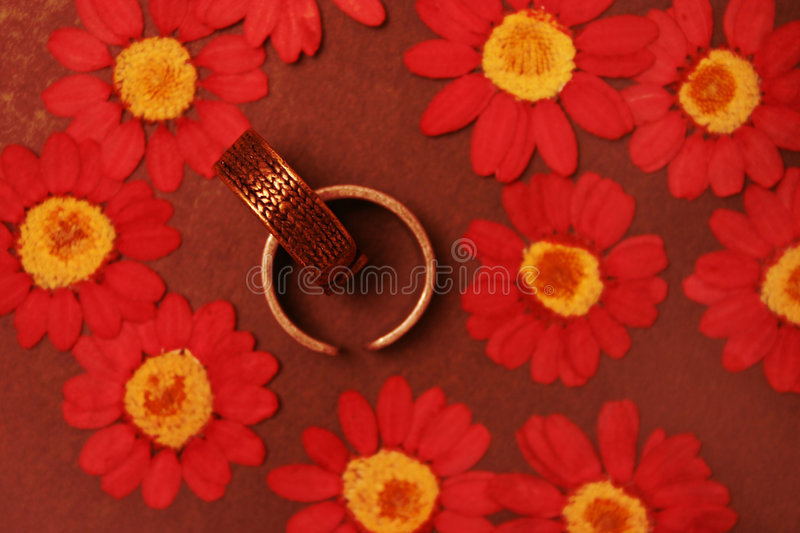 Boucles photographie stock