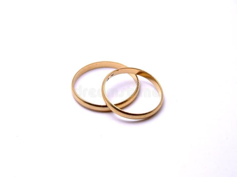 boucles wedding photos libres de droits