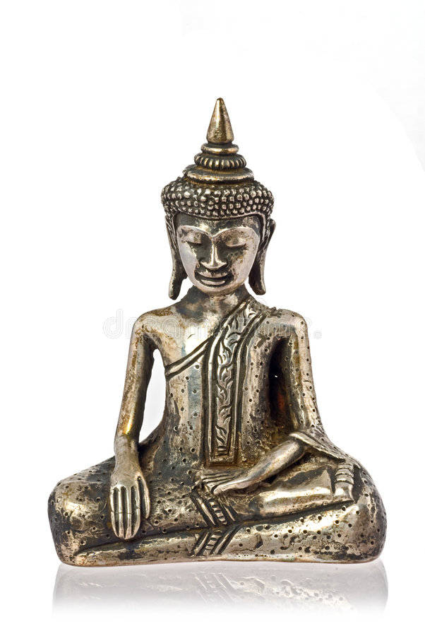 Bouddha antique photographie stock libre de droits
