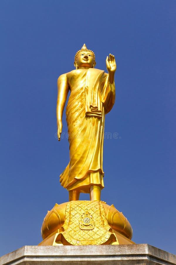 Bouddha d'or photos stock