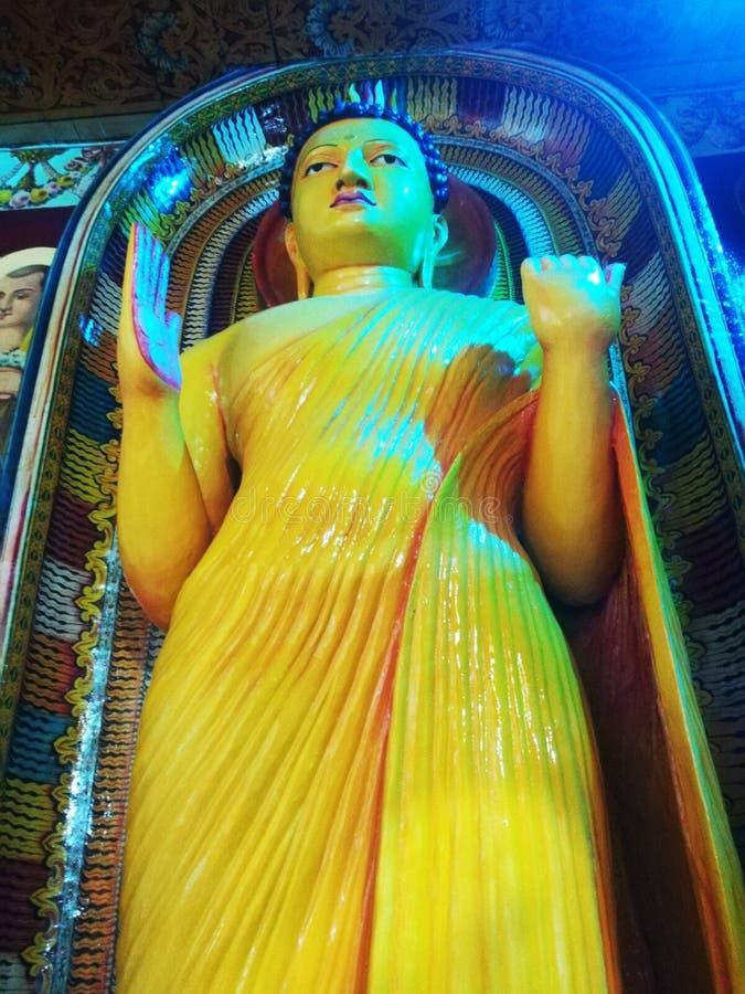 Bouddha debout photo stock