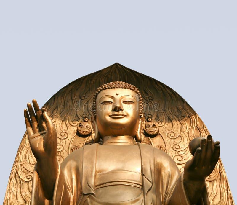 Bouddha grand photographie stock
