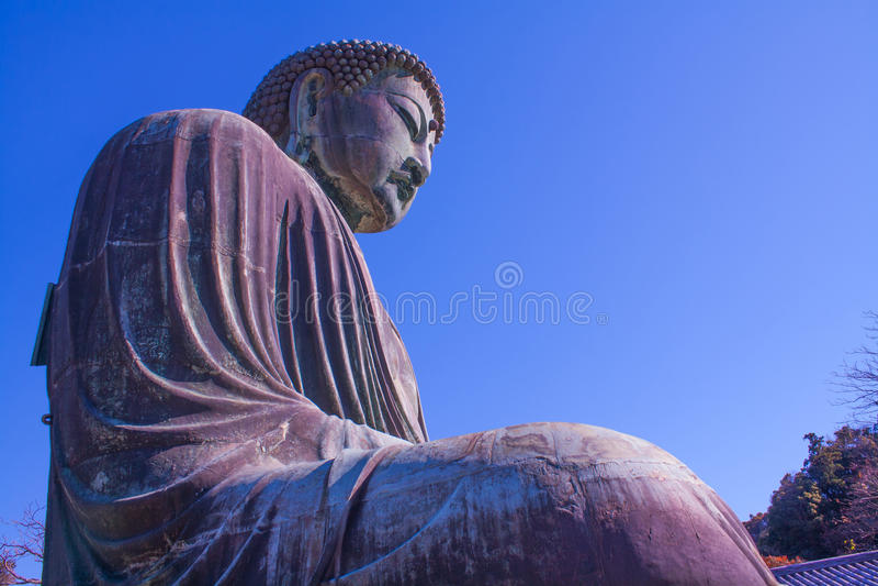 Download Bouddha Grand De Kamakura (Daibutsu) Photo stock - Image du japonais, course: 45366368