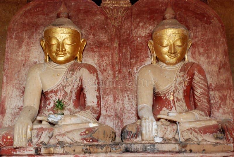 Bouddha Myanmar photos stock