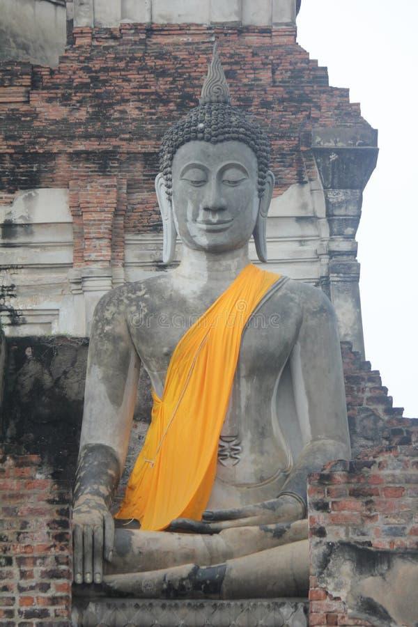 Bouddha ou Buddhahead images libres de droits