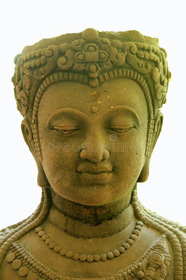 Bouddha ou Buddhahead image stock