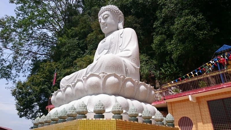 Bouddha rulaifo royaltyfri bild