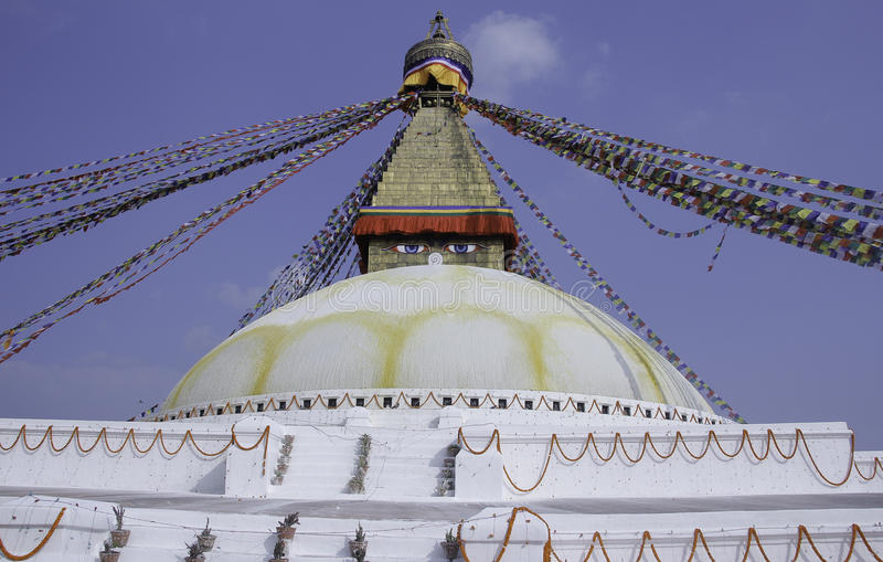 Boudhanath stock images