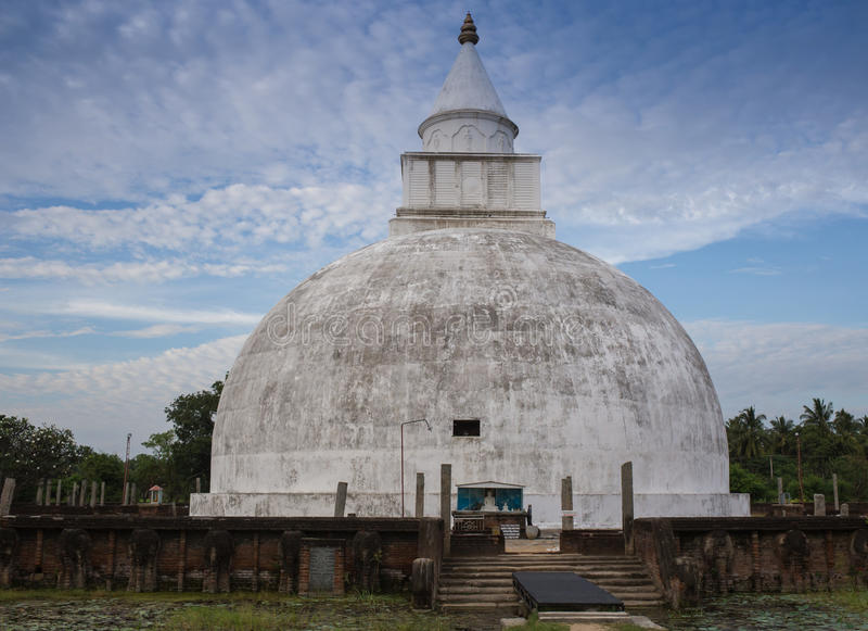 Boudhanath Stupa stock afbeelding