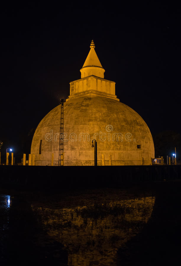 Boudhanath Stupa royalty-vrije stock foto's