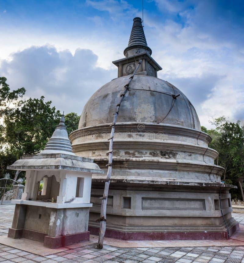 Boudhanath Stupa royalty-vrije stock afbeelding