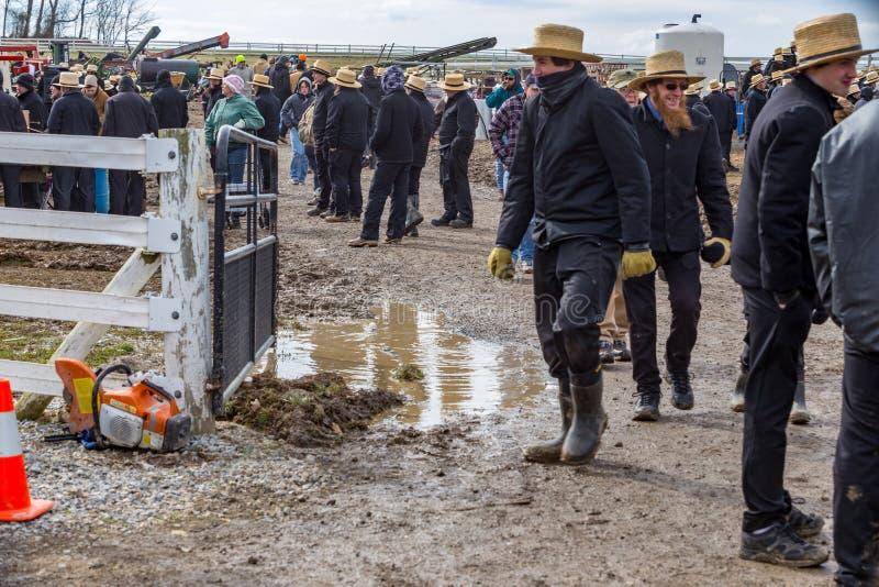 Boue à la vente de boue photo libre de droits