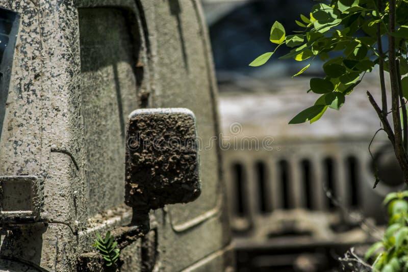 Boue de course de cowboy d'équipe de jeep image libre de droits