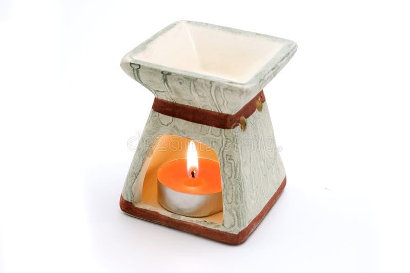 bougie aromatherapy photo stock