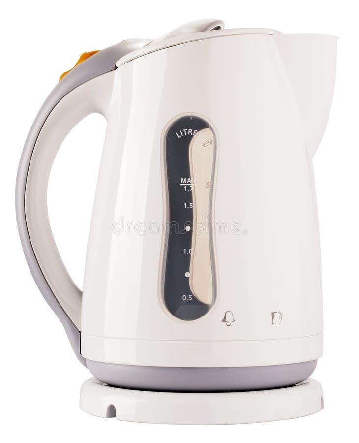Bouilloire de thé électrique photos libres de droits