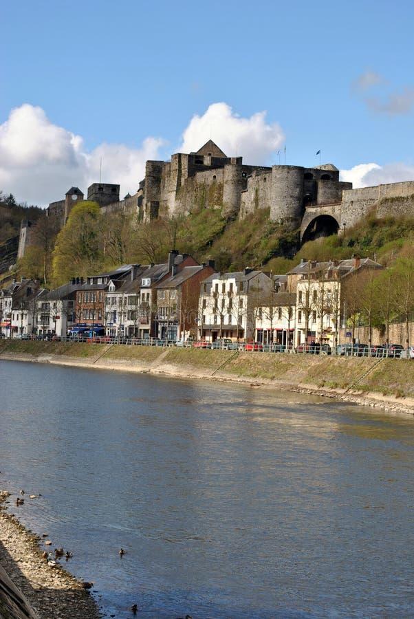 Bouillon castle royalty free stock photo