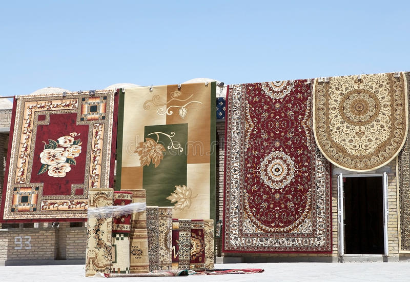 boukhara royalty-vrije stock foto