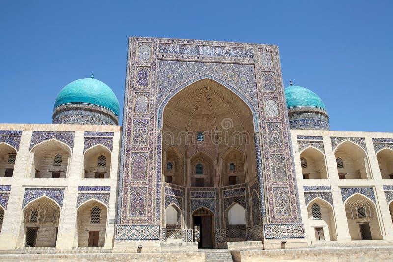 boukhara stock fotografie